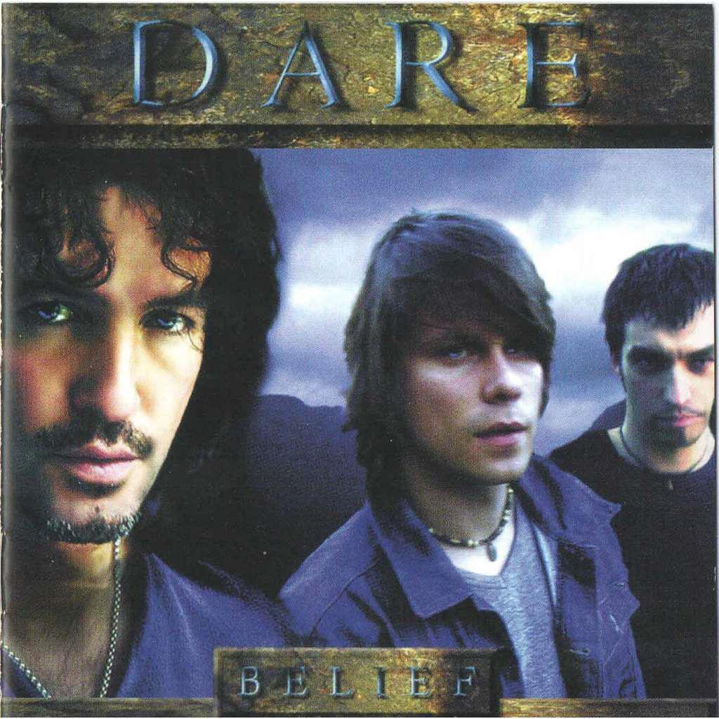 Interview: Darren Wharton of Dare